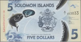 SOLOMON ISLANDS NEW