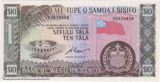 WESTERN SAMOA 18dCS
