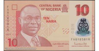 NIGERIA 39j