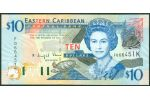 SAINT KITTS East Caribbean States 43k