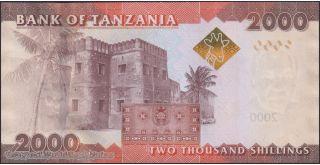 TANZANIA 42a